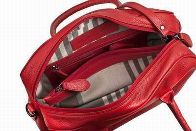 sac rouge de la pub zalando sac a main kesslord rouge. Black Bedroom Furniture Sets. Home Design Ideas